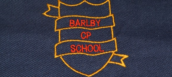 Barlby Primary White T-Shirt