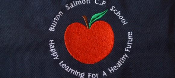 Burton Salmon Primary Cardigan