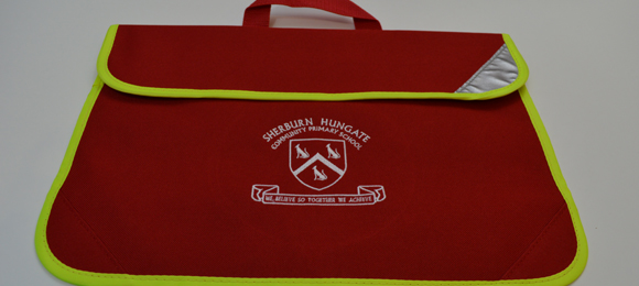 Sherburn Hungate Book Bag